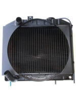 640146 - USA Made Radiator with Shroud