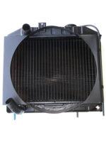 640146 - USA Made Radiator with Shroud