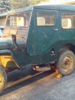 Frederick Kemman's 1952 Willys CJ-3A