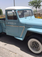 Marc Brown's 1962 Willys Truck