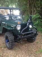 John Starkey's Willys CJ-3A