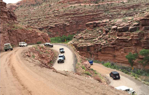 7th Annual Willys Moab Overland Rally