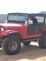 Dayne Anderson's 1962 Willys 101