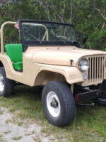 Bill Morganti's 1969 CJ-5
