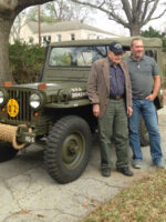 John Bridges' 1950 Willys M38