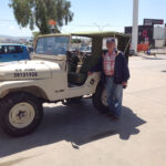 Restoring a CJ-5 for his Parents on their 50th Anniversary