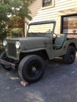 Ron Benton's 1954 Willys CJ-3B