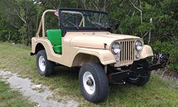 Bill Morganti - 1969 CJ-5