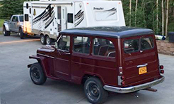 Chris Kennedy - 1953 Willys Station Wagon