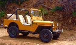 Granit Sahin - 1951 Willys CJ-3A