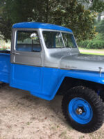 Joe Blanchard's 1959 Willys Truck