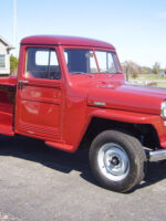 Larry Beardsley's 1948 Willys Truck