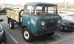 Paul Kiefer - 1963 FC-170