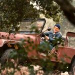 Ronald Reagan's CJ-6 Joins the Historic Vehicle Association