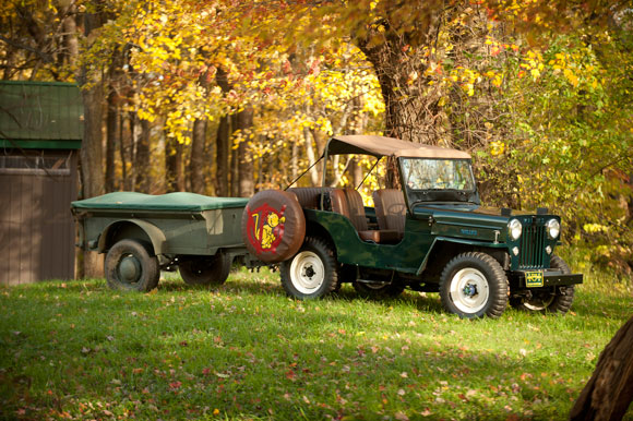 Bob Christy's 1953 Willys CJ-3B