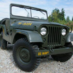 1953 M38A1 Family Restoration Project