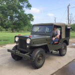 A Part of the Family History – 1953 Willys CJ-3B