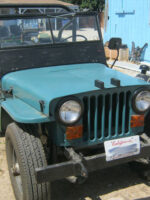 Doug Roehr's 1946 Willys CJ-2A