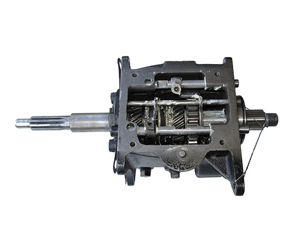 848484 - Complete T84 Transmission Assembly for MB, GPW