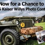2016 Kaiser Willys Photo Contest – Send those Photos!