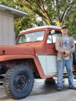 Winston Weaver's 1961 Willys Truck