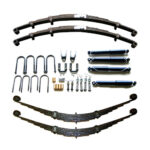 Willys Jeep Parts Q&A: Truck Suspension Overhaul Kit