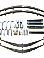 Suspension-8 - Willys Truck Complete Suspension Overhaul Kit