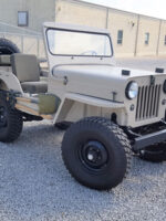 Chris House 1957 Willys CJ-3B