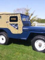John Ragone's 1946 Willys CJ-2A