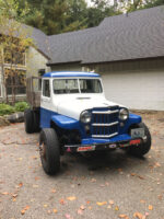 Peter Bucci's 1957 Willys Truck