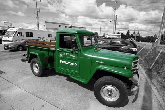 Bob Etches' 1951 Willys Truck