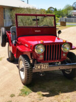 Peter Suttor's 1947 Willys CJ-2A