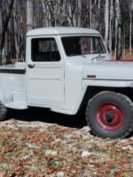 Tom Triplett's 1949 Willys Truck
