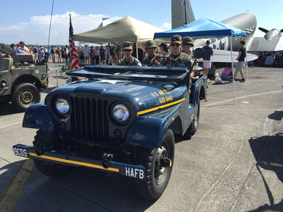 Tim Slawson's 1955 Willys M38A1