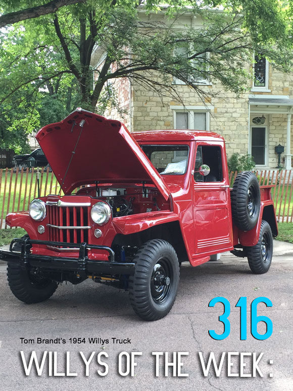 History Of The Willys Truck Kaiser Willys Jeep Blog Home