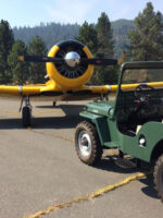 Justin Zabel's 1952 Willys CJ-3A