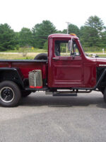 Nelson Smith's 1949 Willys Truck