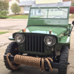 Kaiser Willys Jeep of the Week: 321