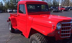 Brad Bradley - Willys Truck