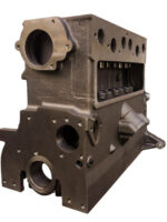 641145 - New 4 Cylinder Engine Bare Block