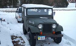 Joel Merrill - CJ-5 Jeep