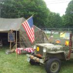 A Military Themed Willys CJ-2A – Fun Times Ahead