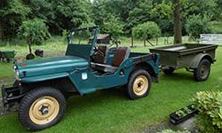 Walter Kerckhoff - Willys CJ-2A