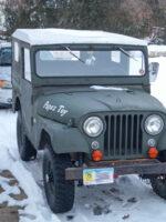 Joel Merrill's 1956 Willys CJ-5