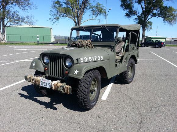 Jerry Lee Foster's 1953 M38A1