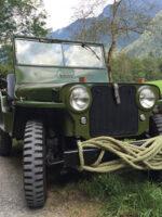 Dari Egger's 1947 Willys CJ-2A