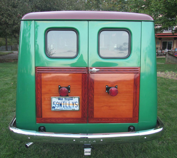 Jim Cummins's 1959 Standard Delivery Wagon