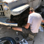 A Willys Wagon High School Project Becomes a Real Passion