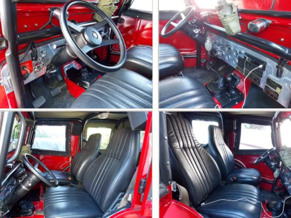 John Kristensen's 1951 Willys M38