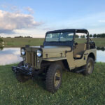 Scott Frazier and Sons Willys CJ-3B Frame Off Restoration